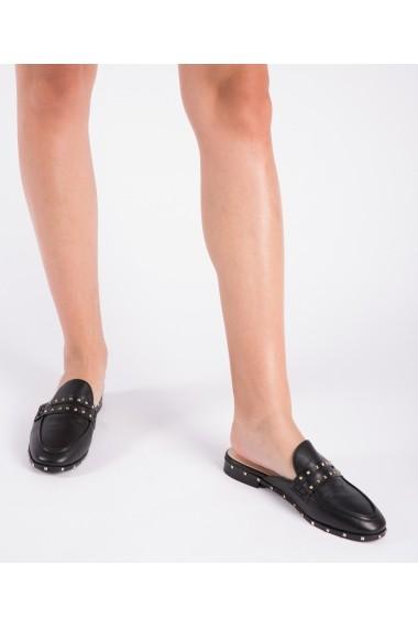 Saboti Bigiottos Shoes cu tinte negri