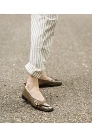 Balerini Bigiottos Shoes lacuiti taupe