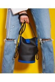 Geanta casual Bigiottos Shoes Easy Going Bag neagra