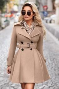 Palton Chic Diva Selma Bej