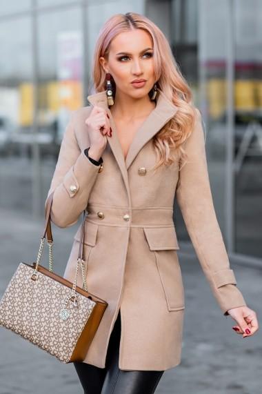 Palton Chic Diva Fiona Bej
