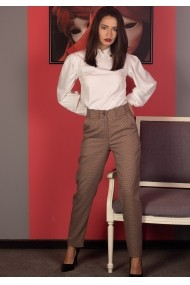 Pantaloni Moze fancy P26573146-P38290 Maro