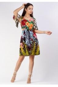 Rochie Moze larga de vara P24882907-4107 Multicolor