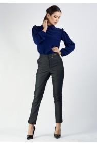 Pantaloni Moze cu fermoar metalic P22444571-P134450 Antracit