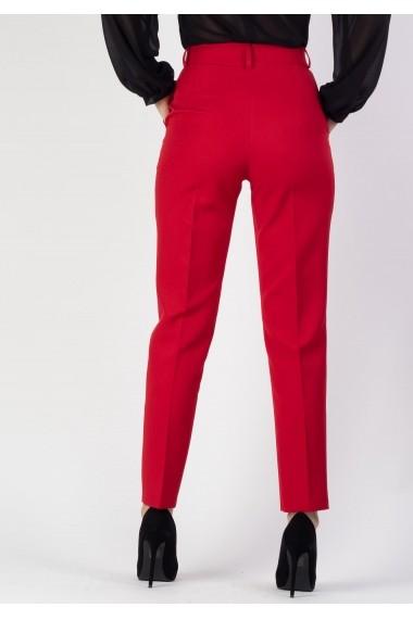 Pantalon cu nasturi in talie