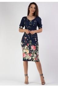 Rochie conica florala