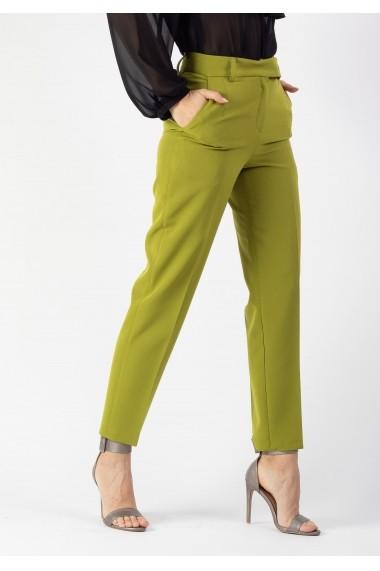 Pantalon cu dunga