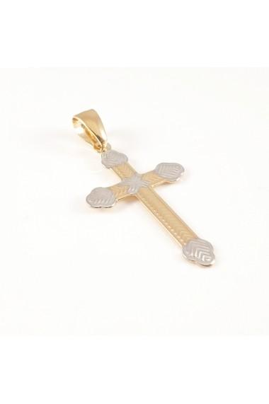 Cruciulita placata cu aur Kalin
