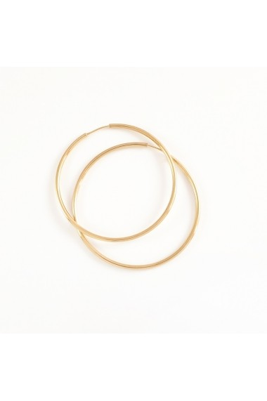 Creole 3.5 cm placate cu aur Celestine