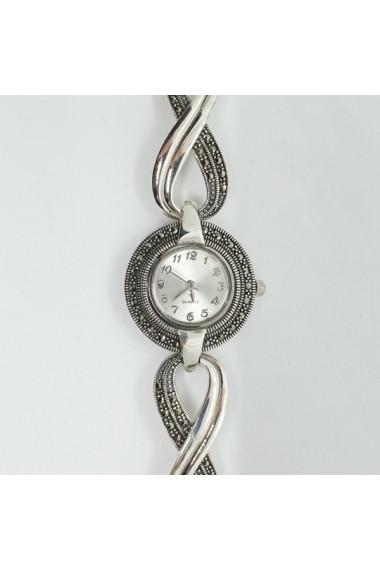 Ceas din argint masiv Amada by SaraTremo
