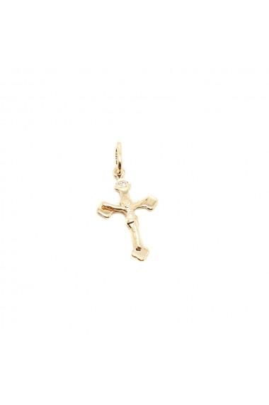 Cruciulita placata cu aur Efluxx
