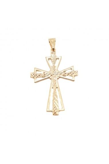 Cruciulita placata cu aur Lot
