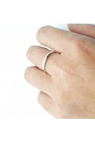 Inel tip verigheta din argint 925 Silver