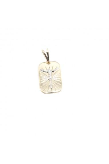 Medalion placat cu aur Cinna