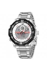 Ceas WEIDE WH6105-2C Argintiu
