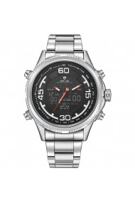 Ceas WEIDE WH6306-1C Argintiu
