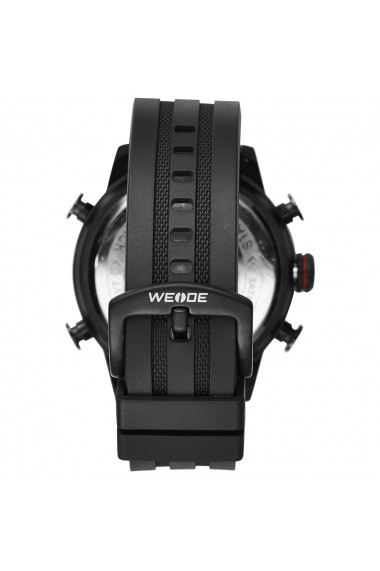 Ceas WEIDE WH6308B-6C Negru