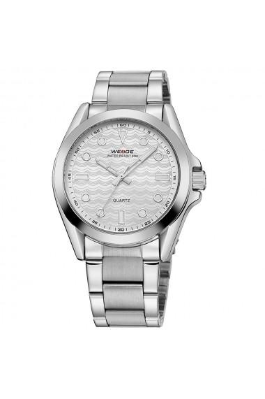 Ceas WEIDE WH802-2C Argintiu