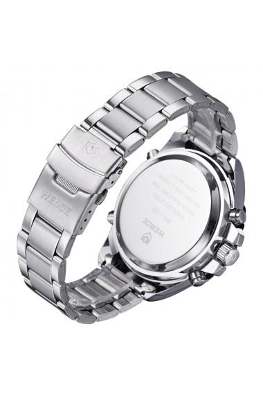 Ceas WEIDE WH1103-6C Argintiu
