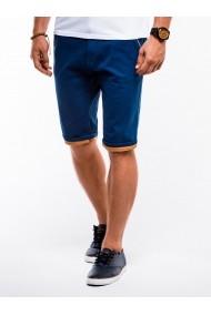 Pantaloni scurti barbati  W150 albastru inchis
