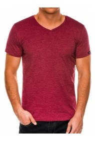 Tricou slim fit barbati S1041  visiniu