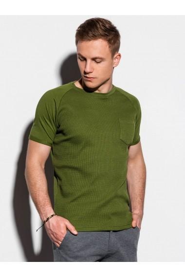 Tricou barbati S1182  verde