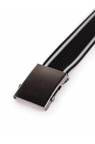 Curea Ombre lungime ajustabila catarama din metal A208 Neagra