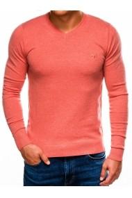 Bluza Ombre din bumbac E74 Somon