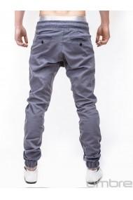 Pantaloni Ombre P205 Gri