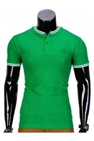 Tricou Ombre S843 Verde