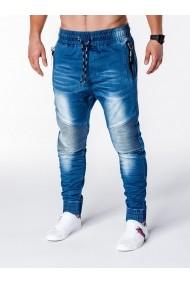 Jeansi Ombre P649 Albastru