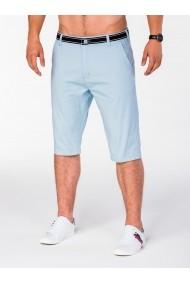 Pantaloni scurti Ombre P402 Bleu