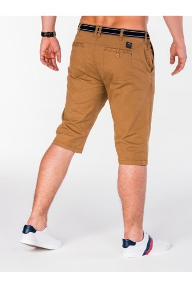 Pantaloni scurti Ombre P402 Camel
