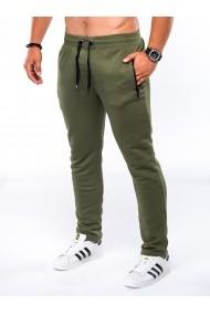 Pantaloni Ombre P549 Verde