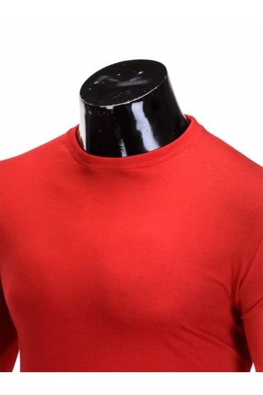 Bluza Ombre L59 Rosu