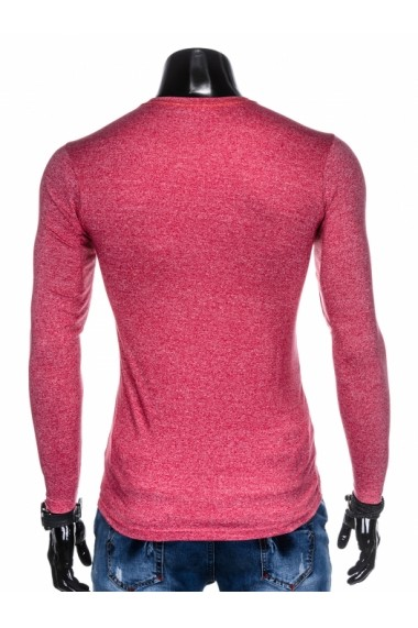 Bluza Ombre L103 Rosu