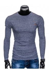 Bluza Ombre L103 Bleumarin