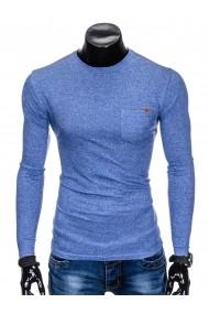 Bluza Ombre L103 Albastru