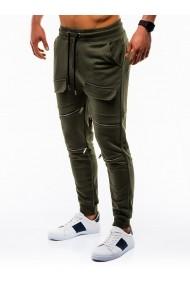 Pantaloni de trening Ombre P821 Verde