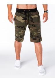 Pantaloni scurti Ombre W055 Verde