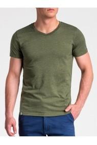 Tricou Ombre S1041 Verde