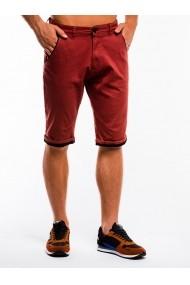 Pantaloni scurti Ombre W150 Visiniu