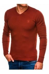 Bluza Ombre E74 Caramiziu