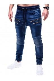 Jeansi Ombre P405 Albastru