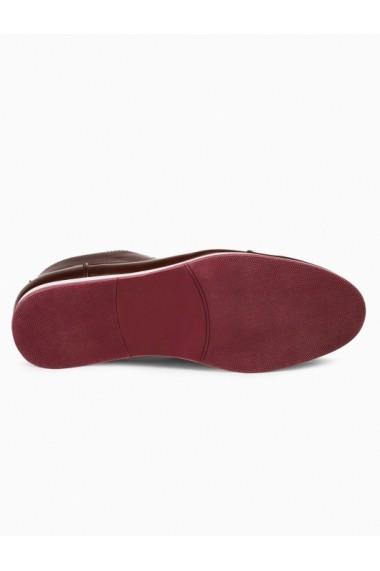Pantofi Ombre T326 Maro