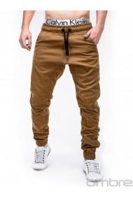 Pantaloni Ombre P205 Camel