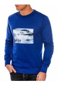 Bluza Ombre B983 Albastru
