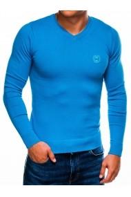 Bluza Ombre E74 Albastru