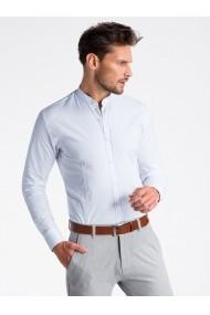 Camasa premium elegant barbati  K497 alb