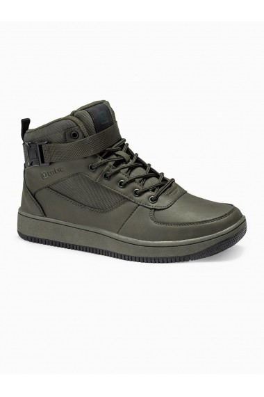 Sneakers barbati T317 verde